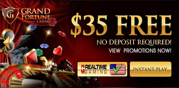 mfortune mobile casino no deposit bonus